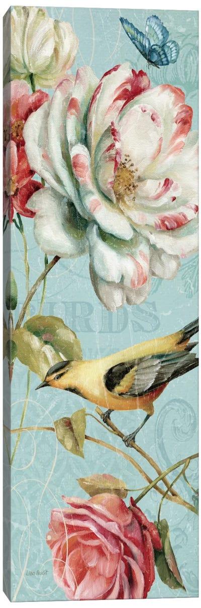 Spring Romance I  Canvas Print #WAC629