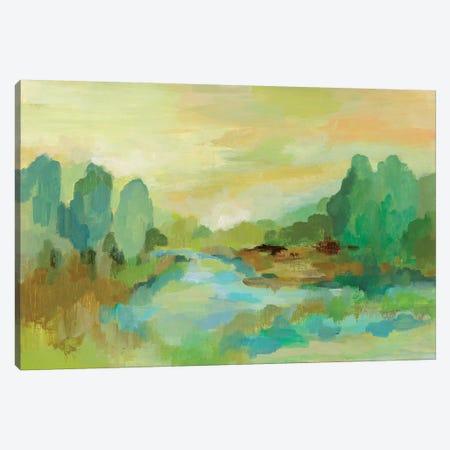Jade Forest Canvas Print #WAC6303} by Silvia Vassileva Canvas Print