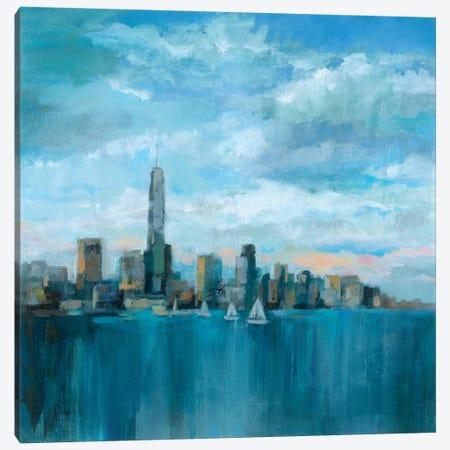 Manhattan Tower Of Hope Canvas Print #WAC6306} by Silvia Vassileva Canvas Art