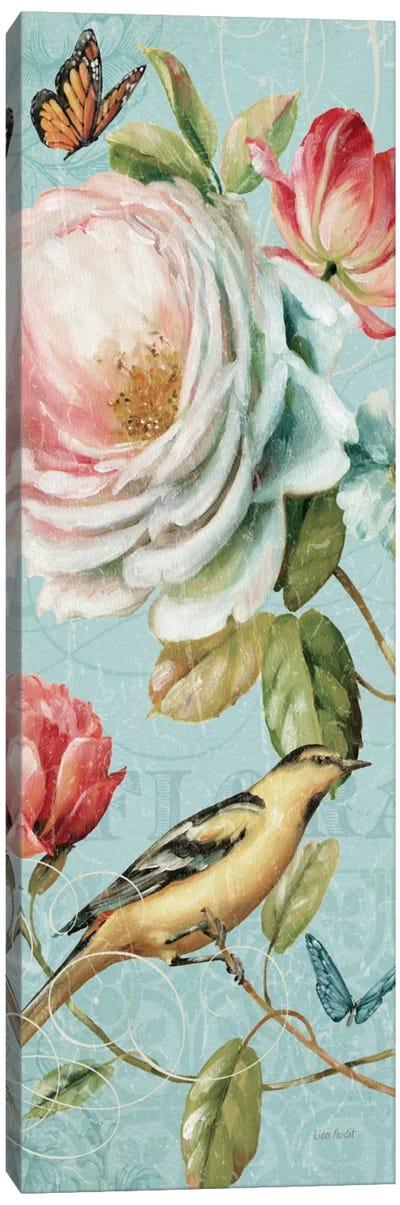 Spring Romance II  Canvas Print #WAC630