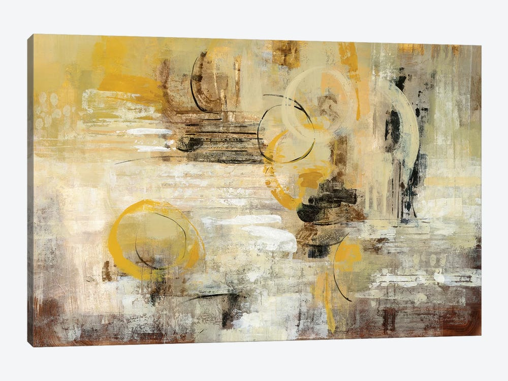 Soft Glow by Silvia Vassileva 1-piece Canvas Artwork