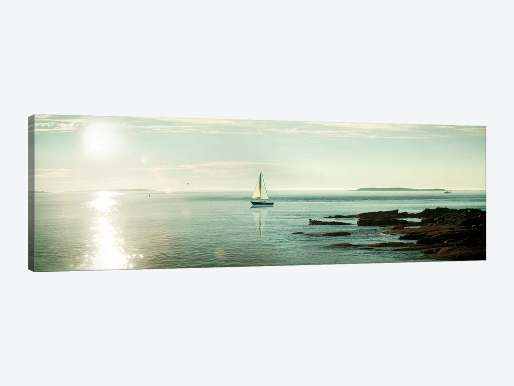 Evening Sail by Sue Schlabach 1-piece Canvas Print