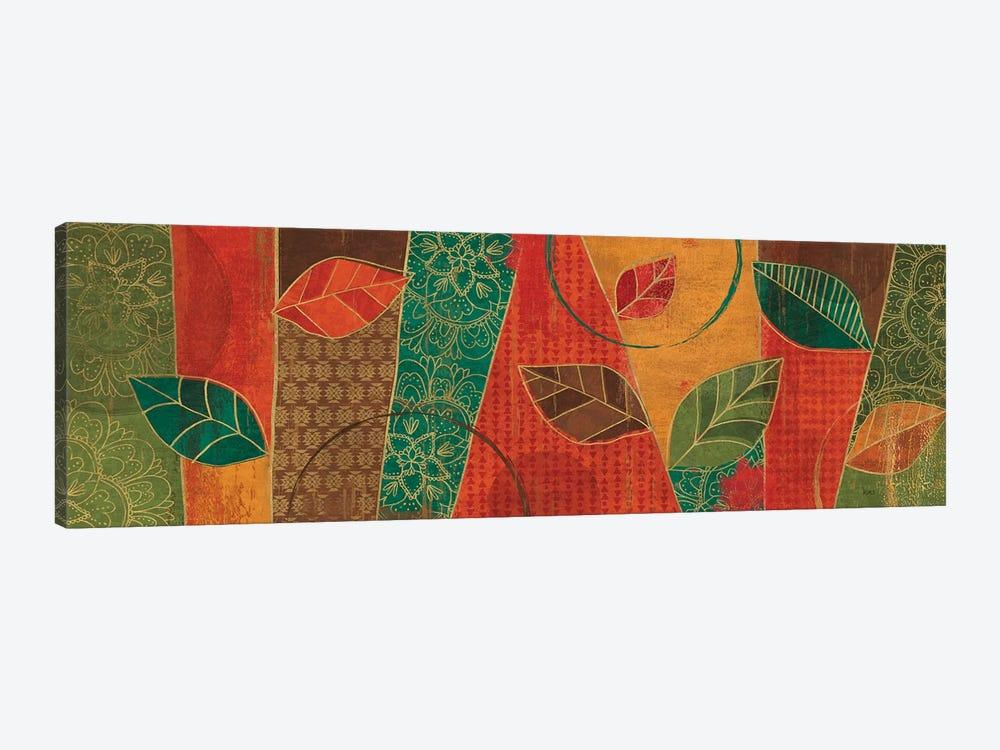 Bohemian Leaves IV by Veronique Charron 1-piece Canvas Art Print