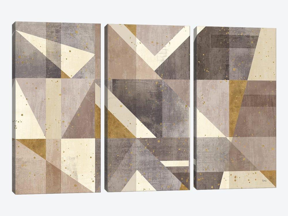 Framework I by Veronique Charron 3-piece Canvas Artwork