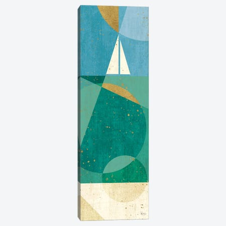Seascape II 3-Piece Canvas #WAC6330} by Veronique Charron Canvas Wall Art