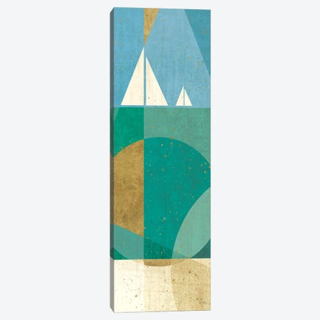 Seascape III 3-Piece Canvas #WAC6331} by Veronique Charron Canvas Wall Art