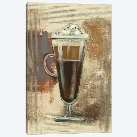 Café Classico I Canvas Print #WAC6348} by Silvia Vassileva Canvas Print