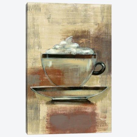 Café Classico II Canvas Print #WAC6349} by Silvia Vassileva Canvas Print