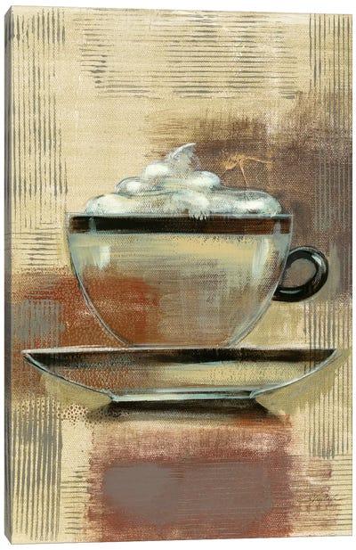 Café Classico II Canvas Art Print