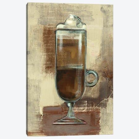 Café Classico IV Canvas Print #WAC6351} by Silvia Vassileva Canvas Wall Art