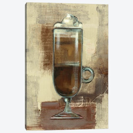 Café Classico IV Canvas Print #WAC6351} by Silvia Vassileva Canvas Wall Art