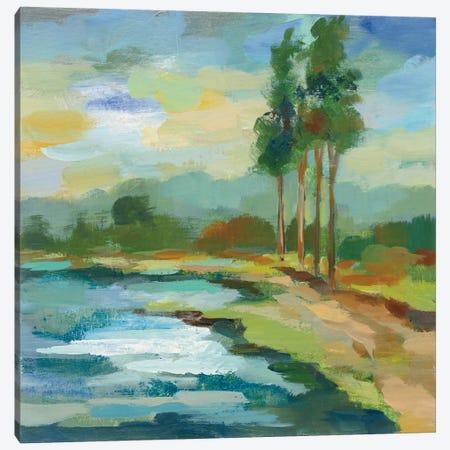 Early Spring Landscape II Canvas Print #WAC6353} by Silvia Vassileva Canvas Wall Art