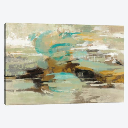 Hidden Lagoon Canvas Print #WAC6359} by Silvia Vassileva Canvas Wall Art