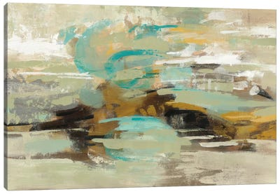 Hidden Lagoon Canvas Print #WAC6359