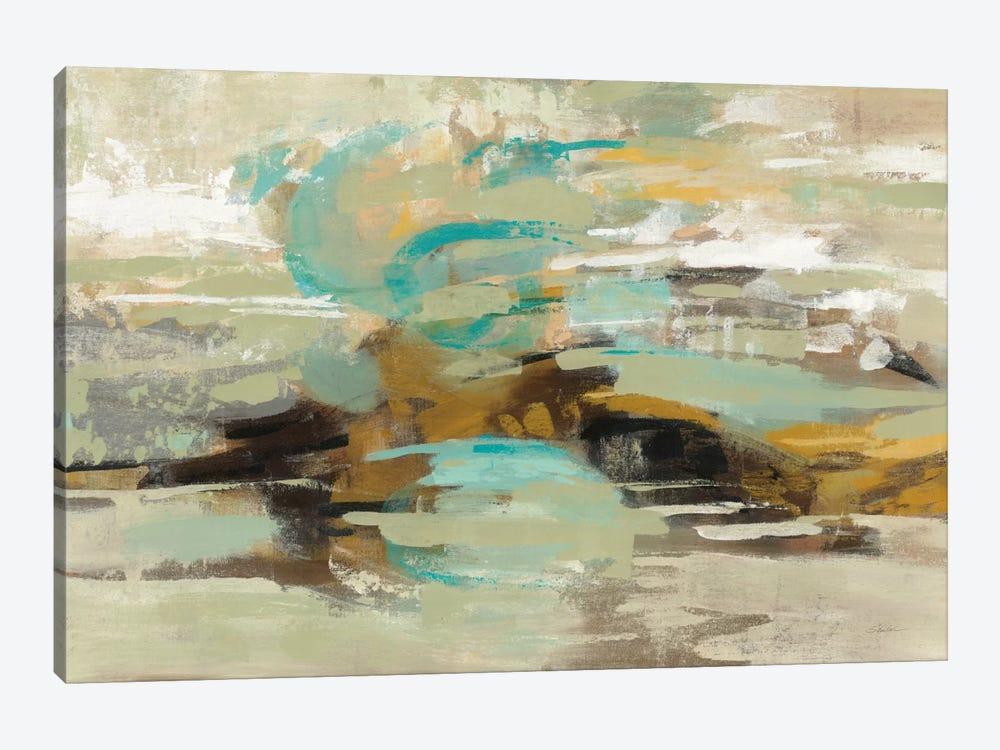 Hidden Lagoon by Silvia Vassileva 1-piece Canvas Art