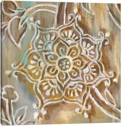 Henna III Canvas Print #WAC6378