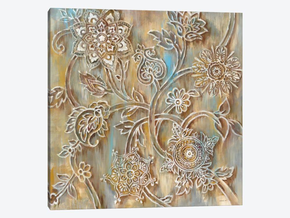 Henna In Zoom by Danhui Nai 1-piece Canvas Artwork