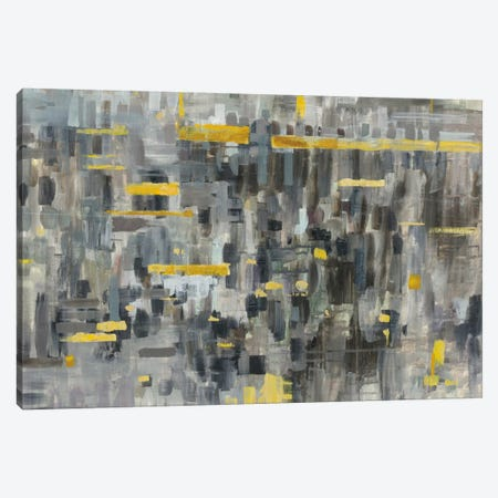 Reflections I Canvas Print #WAC6380} by Danhui Nai Art Print