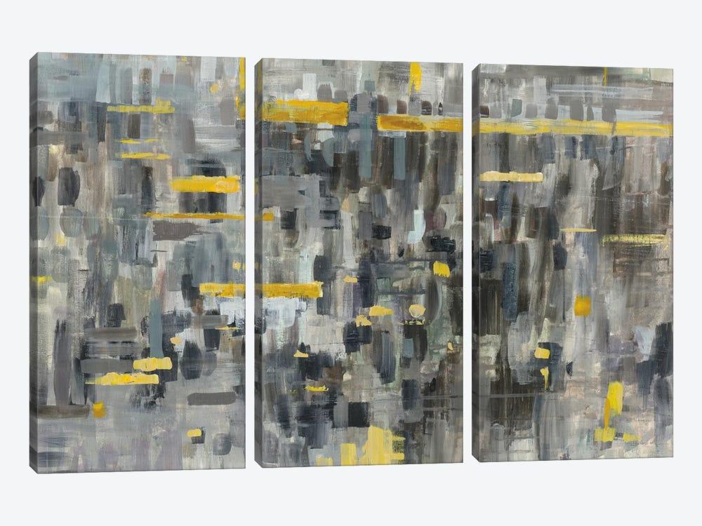 Reflections I by Danhui Nai 3-piece Canvas Wall Art