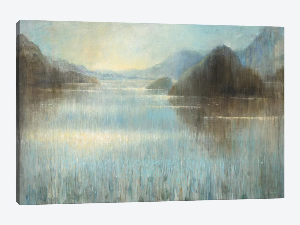 Through The Mist I by Danhui Nai 1-piece Canvas Artwork
