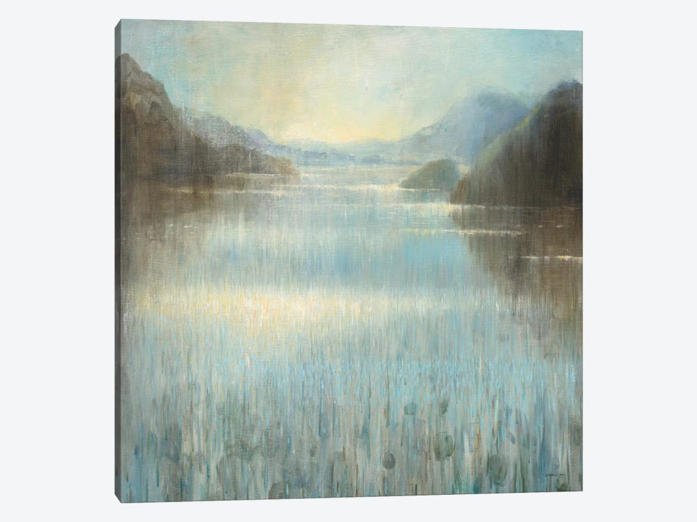 Through The Mist II by Danhui Nai 1-piece Canvas Print