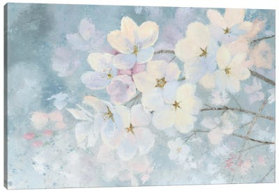 Splendid Bloom Canvas Art Print