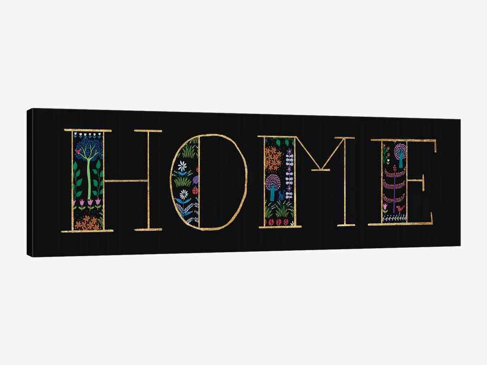 Home 1-piece Art Print