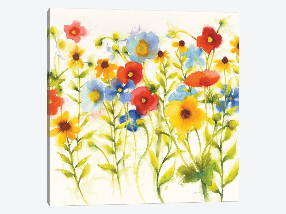 Americana Meadow IV by Shirley Novak 1-piece Canvas Artwork