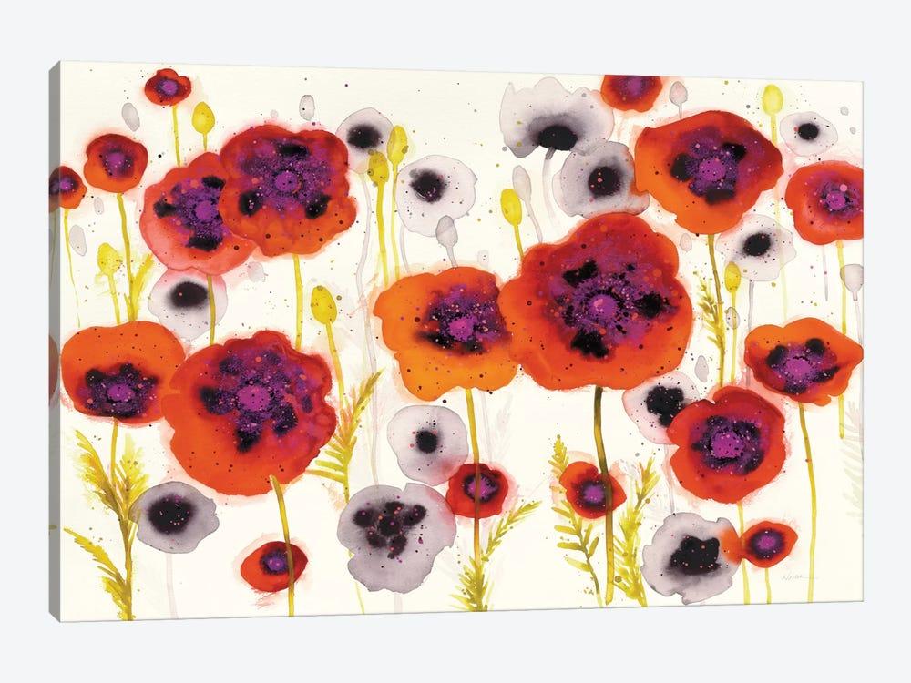 Splash Garden I by Shirley Novak 1-piece Art Print