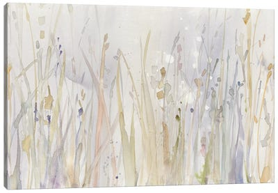 Autumn Grass Canvas Art Print