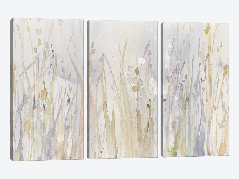 Autumn Grass by Avery Tillmon 3-piece Canvas Art