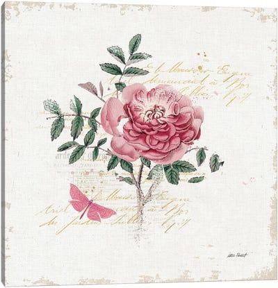 French Romance I Canvas Print #WAC6424