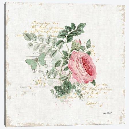 French Romance II Canvas Print #WAC6425} by Katie Pertiet Art Print