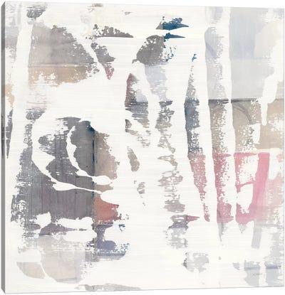 White Out Canvas Art Print