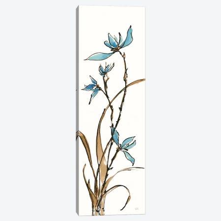 Spring Orchids I Canvas Print #WAC6438} by Chris Paschke Art Print