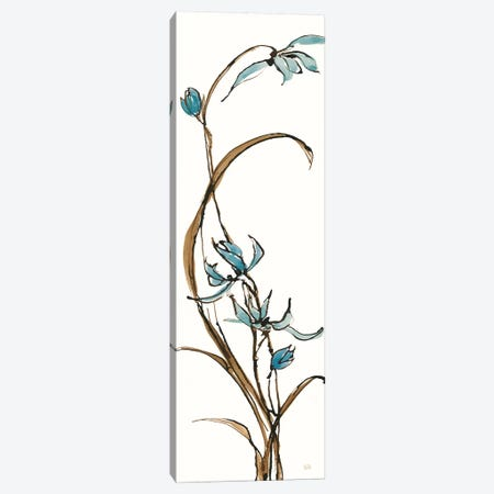 Spring Orchids II Canvas Print #WAC6439} by Chris Paschke Art Print