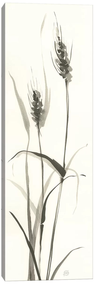 Wild Grass I Canvas Art Print