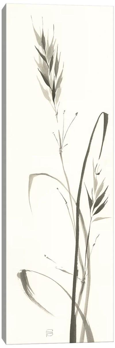 Wild Grass II Canvas Art Print