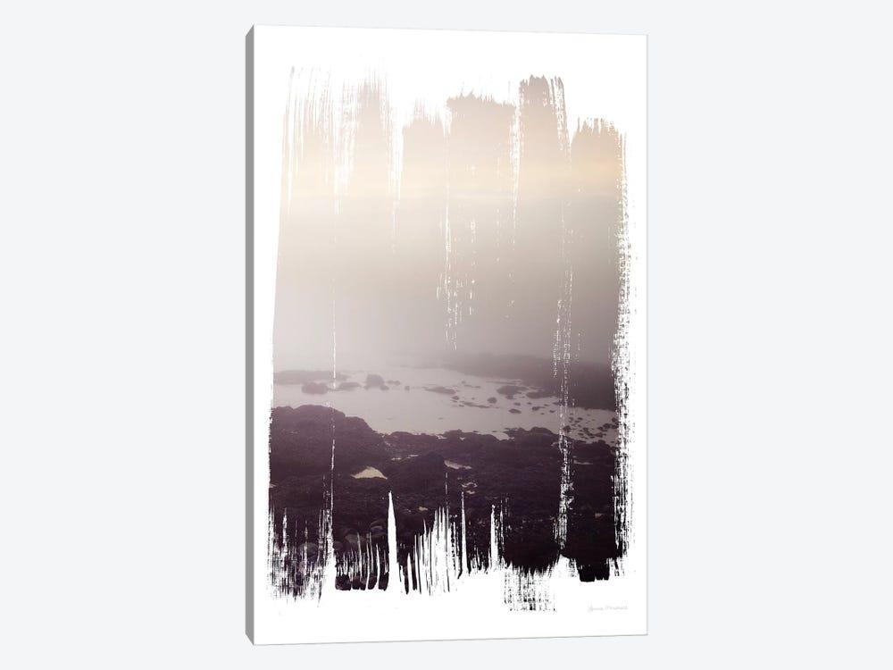 Painted Seaside III by Laura Marshall 1-piece Canvas Art Print