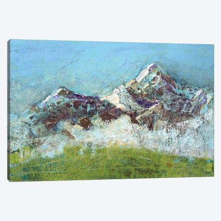 Wilson Fog Canvas Print #WAC6449} by Kellie Day Canvas Wall Art