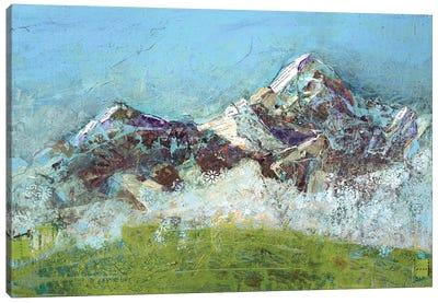 Wilson Fog Canvas Art Print