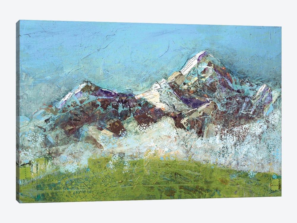 Wilson Fog by Kellie Day 1-piece Canvas Wall Art