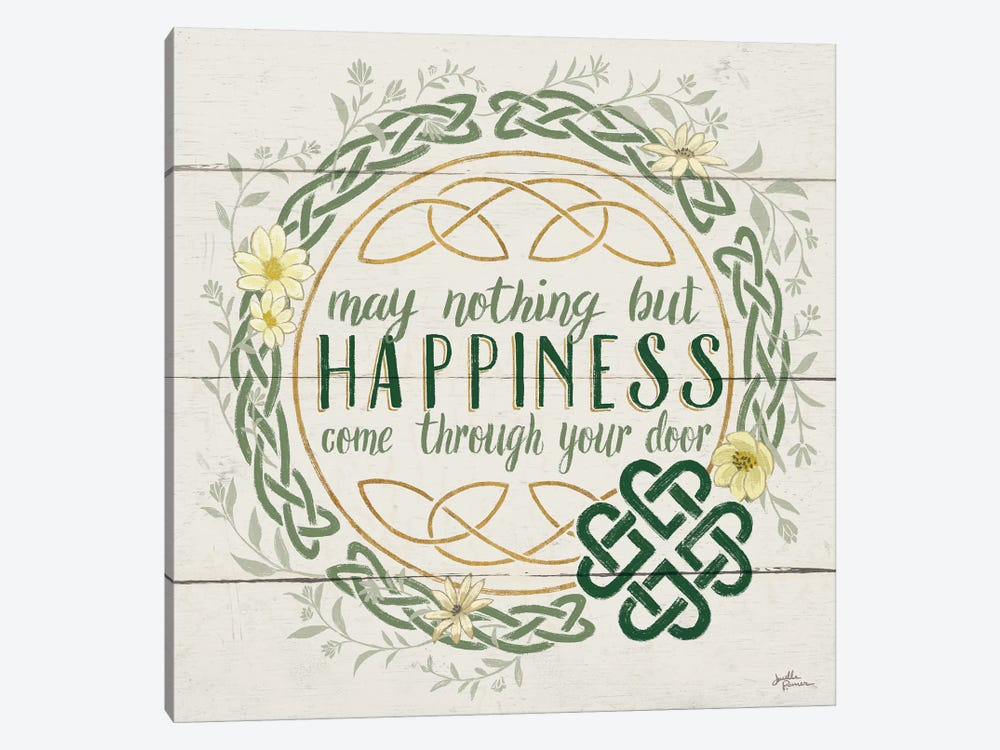 Irish Blessing I by Janelle Penner 1-piece Art Print