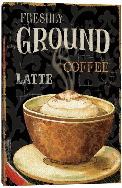 Today's Coffee II Canvas Print #WAC646