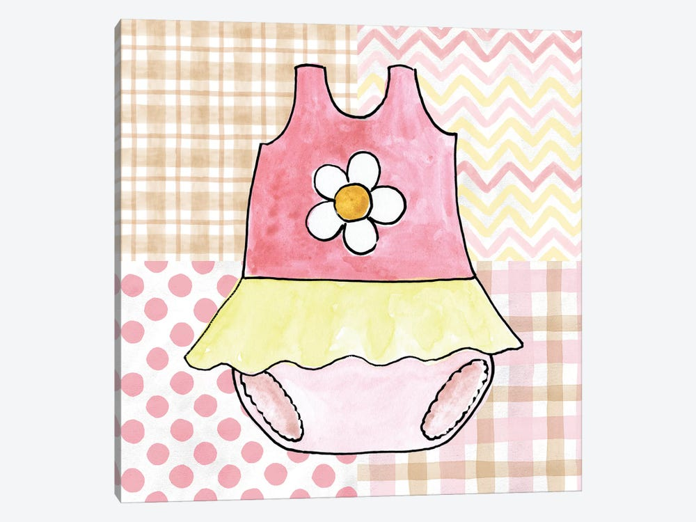 Coastal Baby VI by Beth Grove 1-piece Art Print