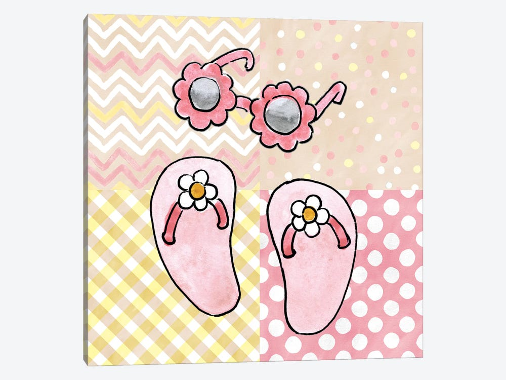 Coastal Baby VII by Beth Grove 1-piece Canvas Art