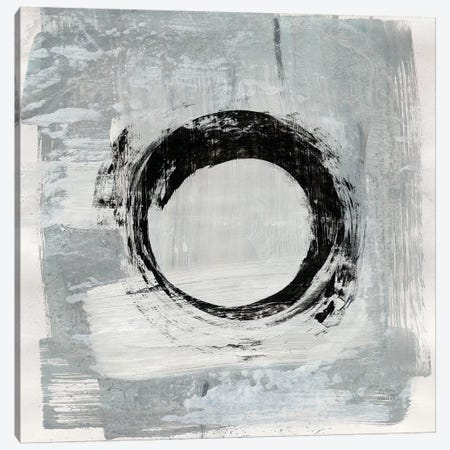 Zen Circle I Canvas Print #WAC6481} by Melissa Averinos Canvas Artwork