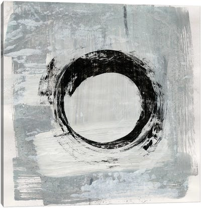 Zen Circle I Canvas Art Print