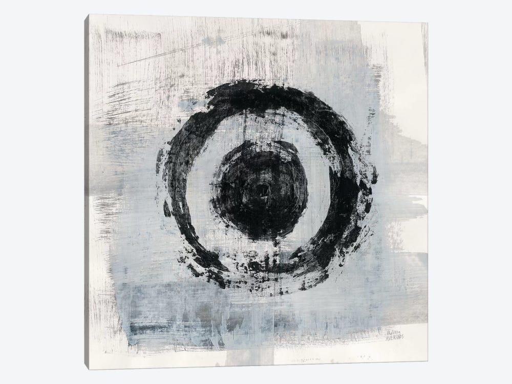 Zen Circle II by Melissa Averinos 1-piece Canvas Print