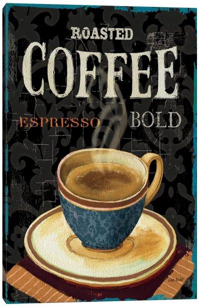 Today's Coffee IV Canvas Print #WAC648